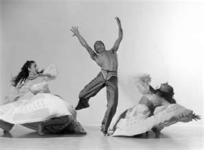 Jack Cole Born 1911 Died 1974 Was An American Dancer