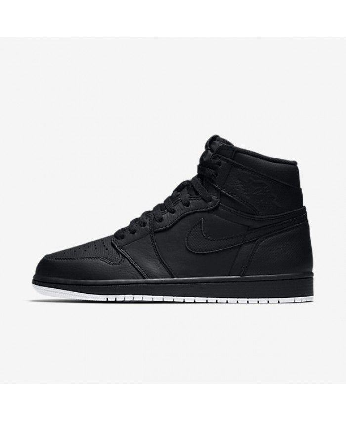 Now Buy Air Jordan 1 Retro High OG Black Black White Save Up From Outlet  Store at Suprashoes.