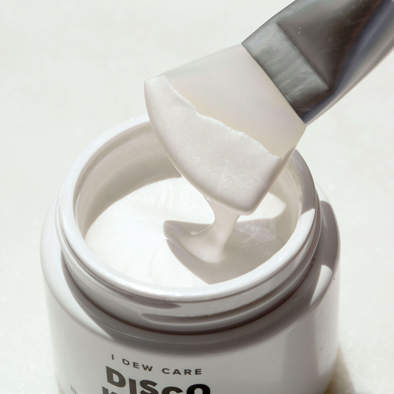 I Dew Care Disco Kitten Illuminating Diamond Face Mask Korean Skincare Kbeauty In 2020 Peel Off Mask Skin Care Diamond Face