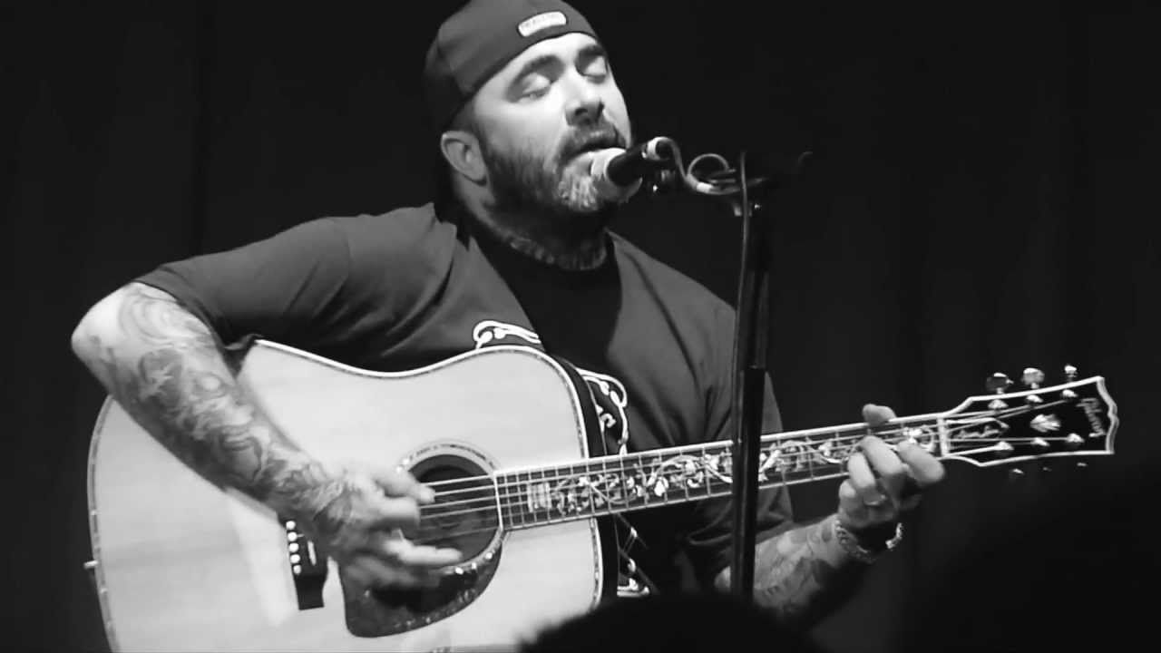 Aaron Lewis Its Been Awhile Live Acoustic In Hd Bush Hall