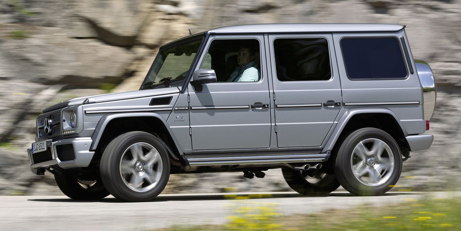 These Are 14 of AMG\'s Most Interesting and Unusual Cars | Mercedes ...