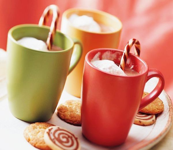 christmas Hot cocoa for christmas party, christmas drink ideas ...