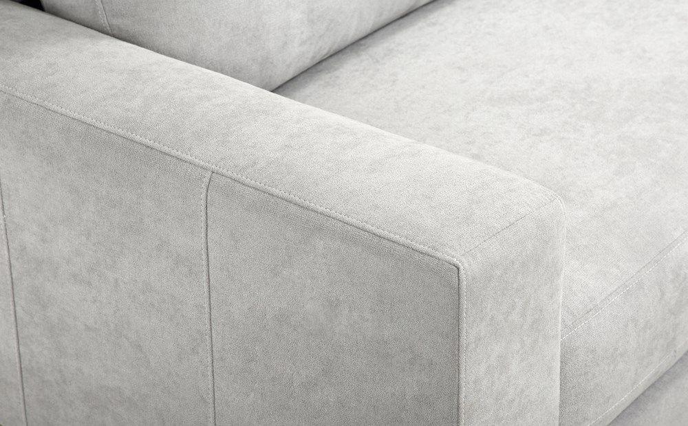 Baltimore Dove Grey Plush Fabric 3 2 Seater Sofa Set Grey Leather Sofa Sofa Set Black Leather Ottoman