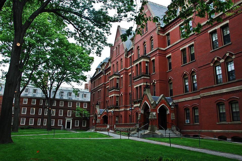 Harvard University (Cambridge, Boston) Universidade de