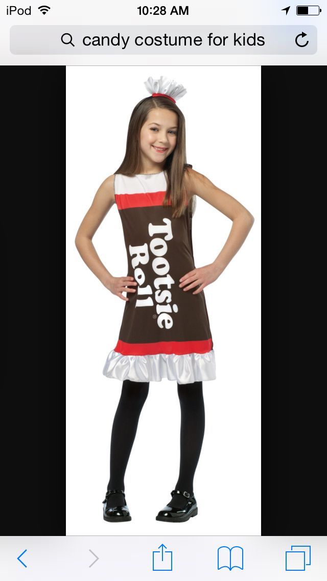 Tootsie roll Costumes Pinterest Costumes - food halloween costume ideas