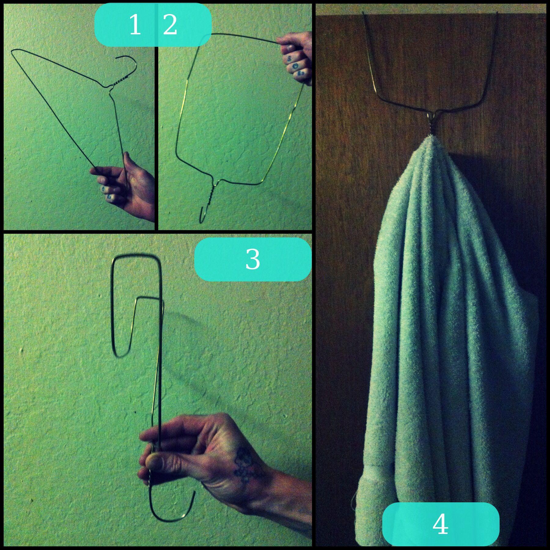 Pin By Kelsey Adams On Diy Ideas Diy Wreath Hanger Hanger