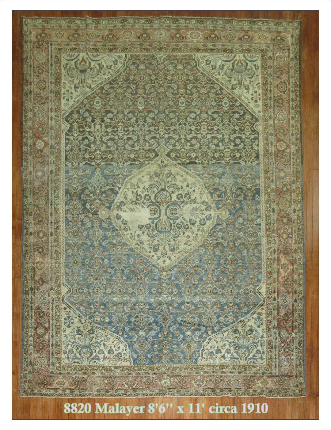 Malayer Rug Number 8820 Size 8 6 X 11 Rugs R