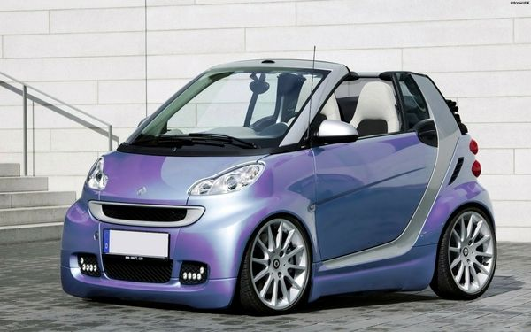 smart fortwo tuning google search amazing smart cars. Black Bedroom Furniture Sets. Home Design Ideas