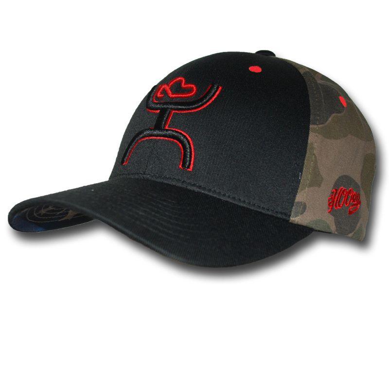 2bff3f8a6ea Hooey Online Store - Chris Kyle Memorial Hat- Black Camo