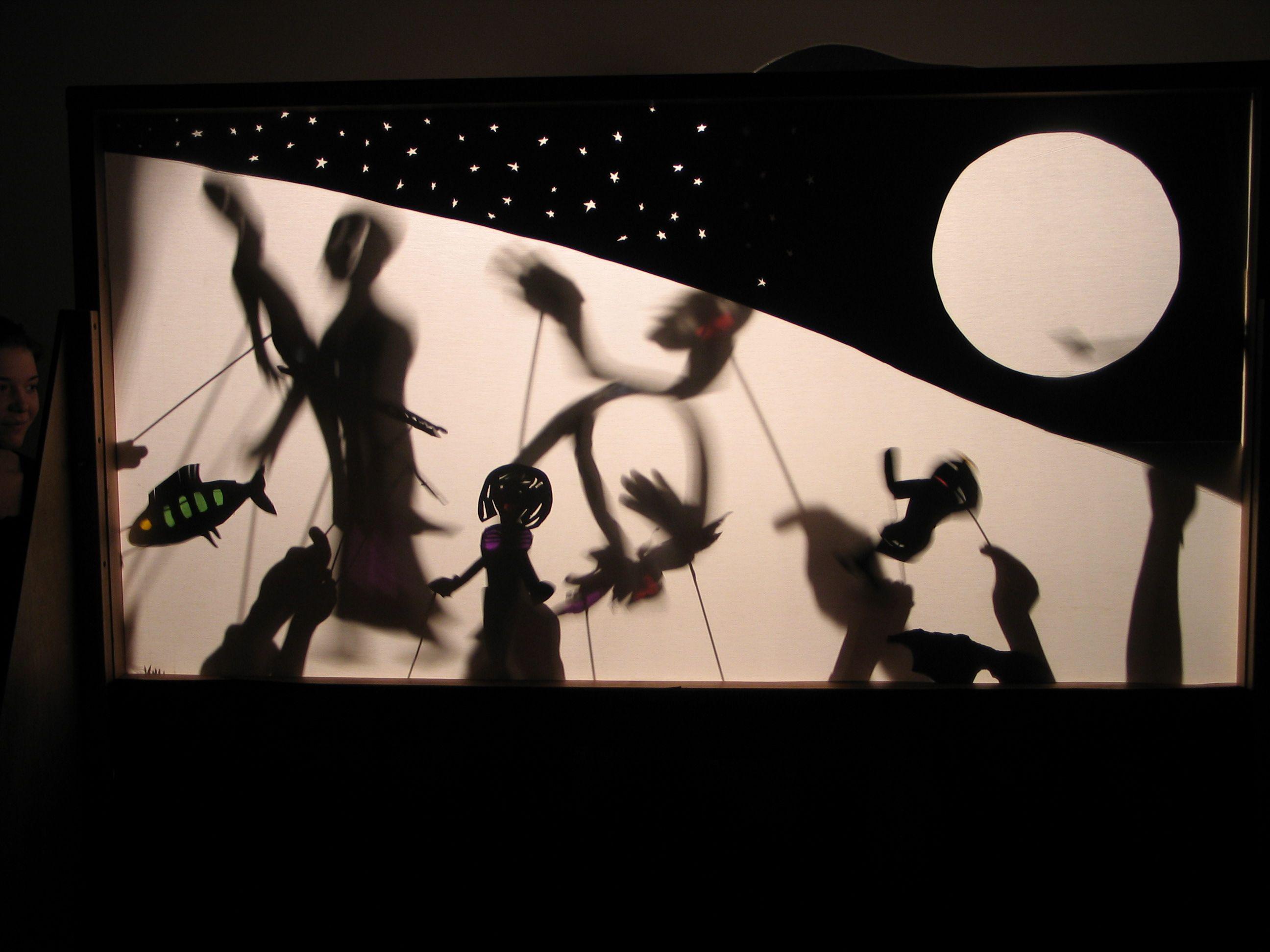 Illustrations & shadowpuppets.JPG 2592×1944 pixels | Never Neverland ...