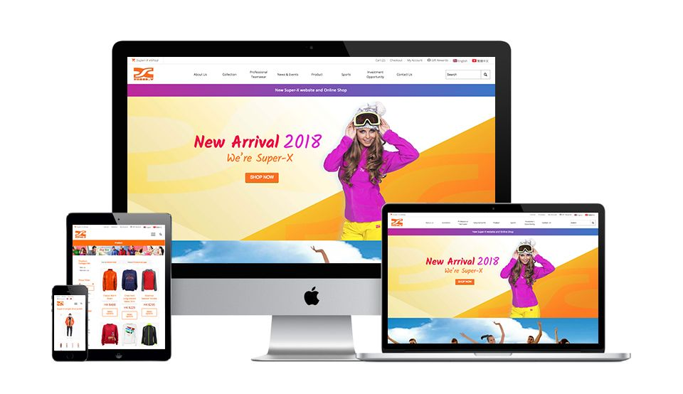 Hong Kong Web Design Company And Website Development Addison Wan Design Is Specializing In Wordpress Joomla Onl Web Design Company Design Company Dog Snacks