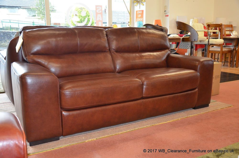 Super Amadeus 3 Seater Sofa Brown Italian Leather Suite Italy Rrp Beatyapartments Chair Design Images Beatyapartmentscom