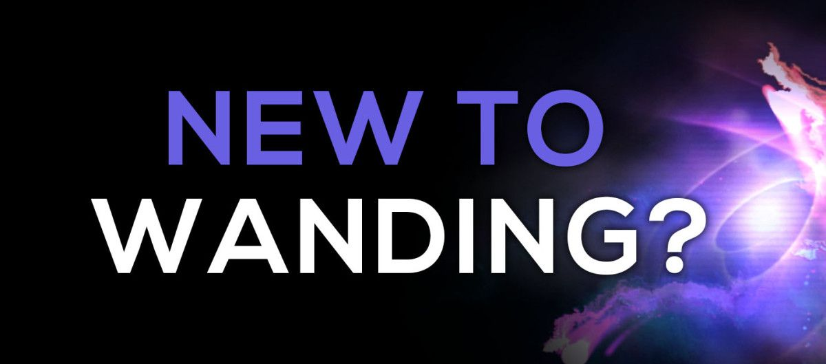 New to Wanding? | Leviwand.Com