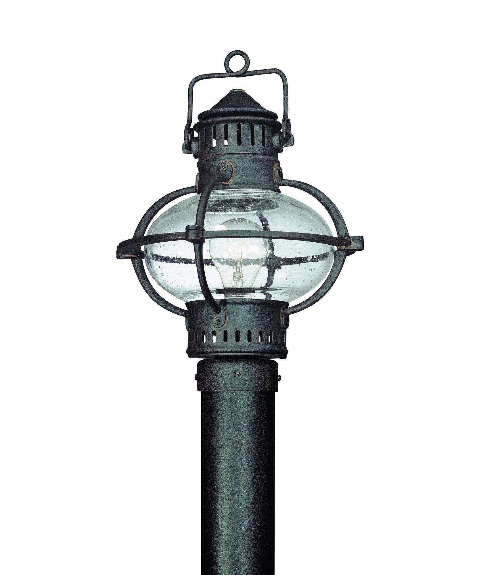 Portsmouth 1 Light Post Light