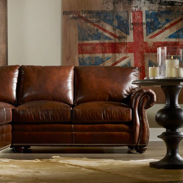 Industrial Living Room - Industrial Interior Design