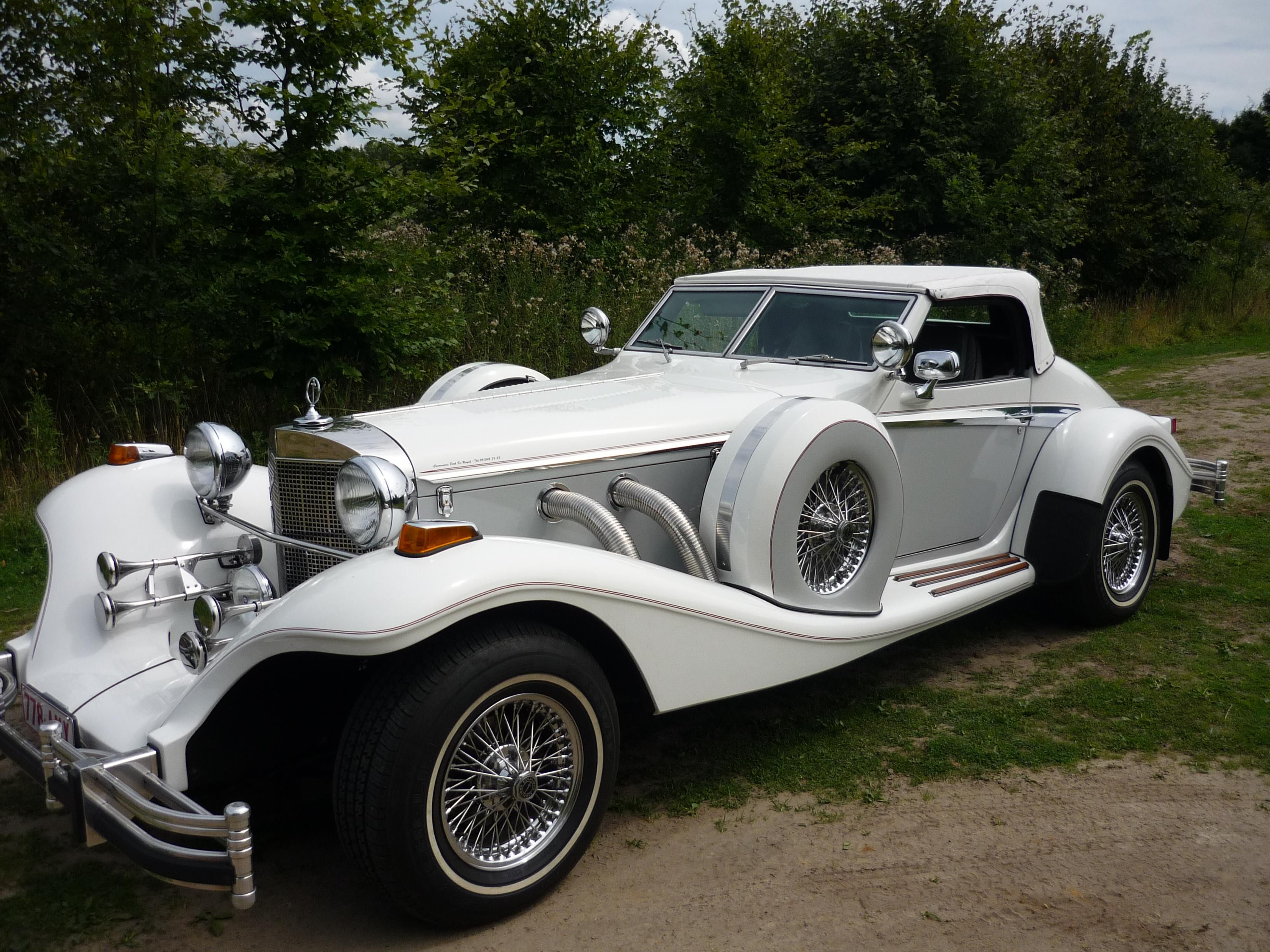 excalibur car | low mileage auto 1982 excalibur roadster clean car ...