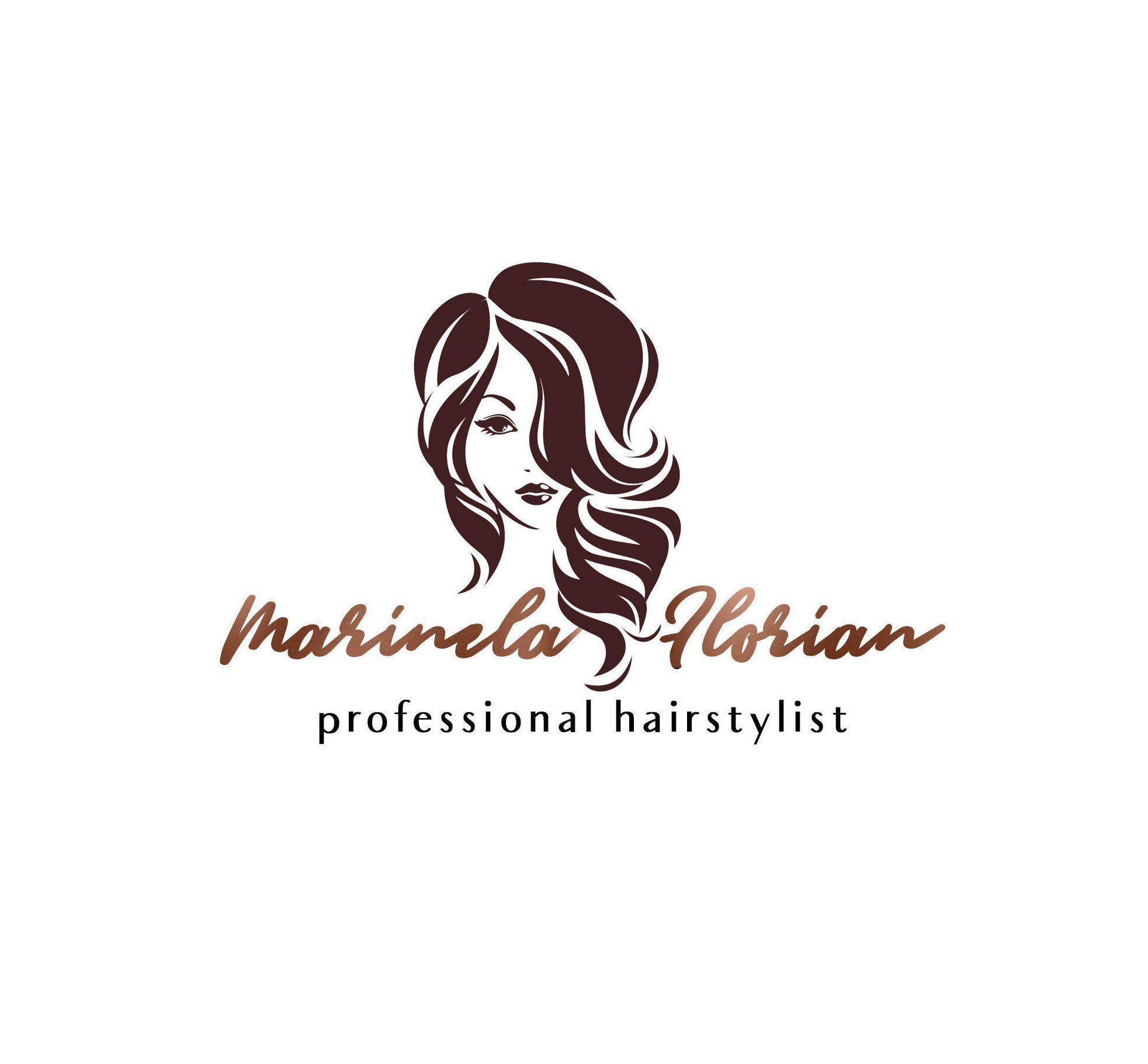 Hair Salon Logo Hair Logo Salon Logo Beauty Logo Makeup And Hair Logo Makeup Artist Logo Makeup Artist Logo Hair Salon Logos Hair Logo