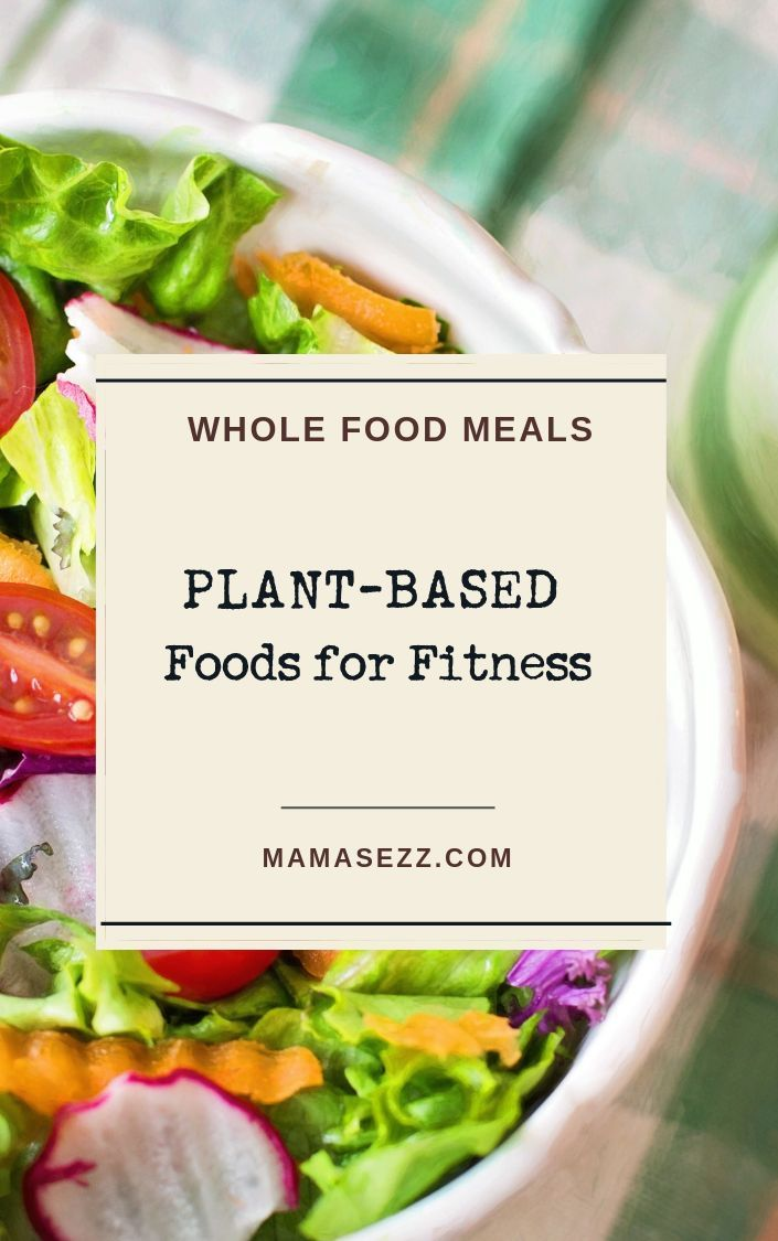Whole Food Plant Basedvegan Diet It Does A Bodybuilder