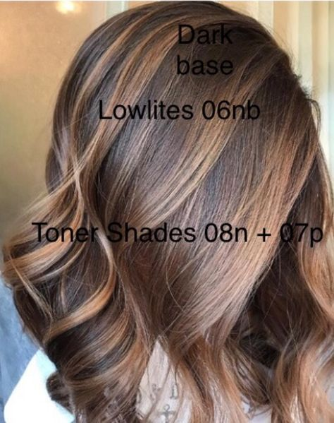 44 Ideas Hair Color Ideas For Brunettes For Fall Low Lights Haircolor For 2019 #fallhaircolorforbrunettes