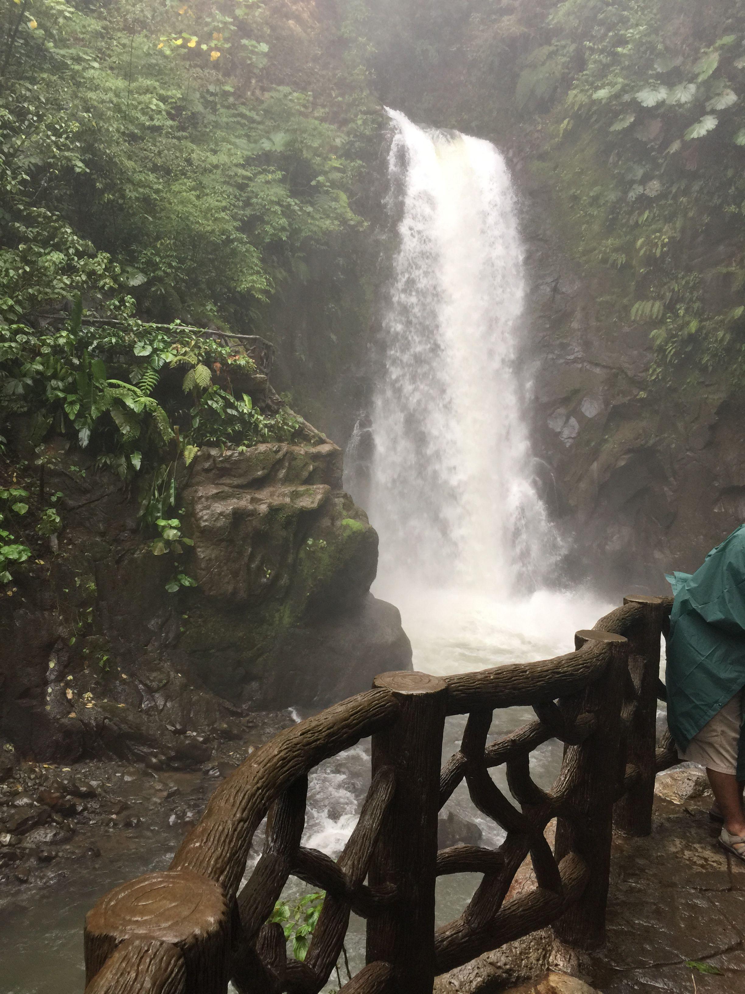 La paz waterfall san jose costa rica costa rica study