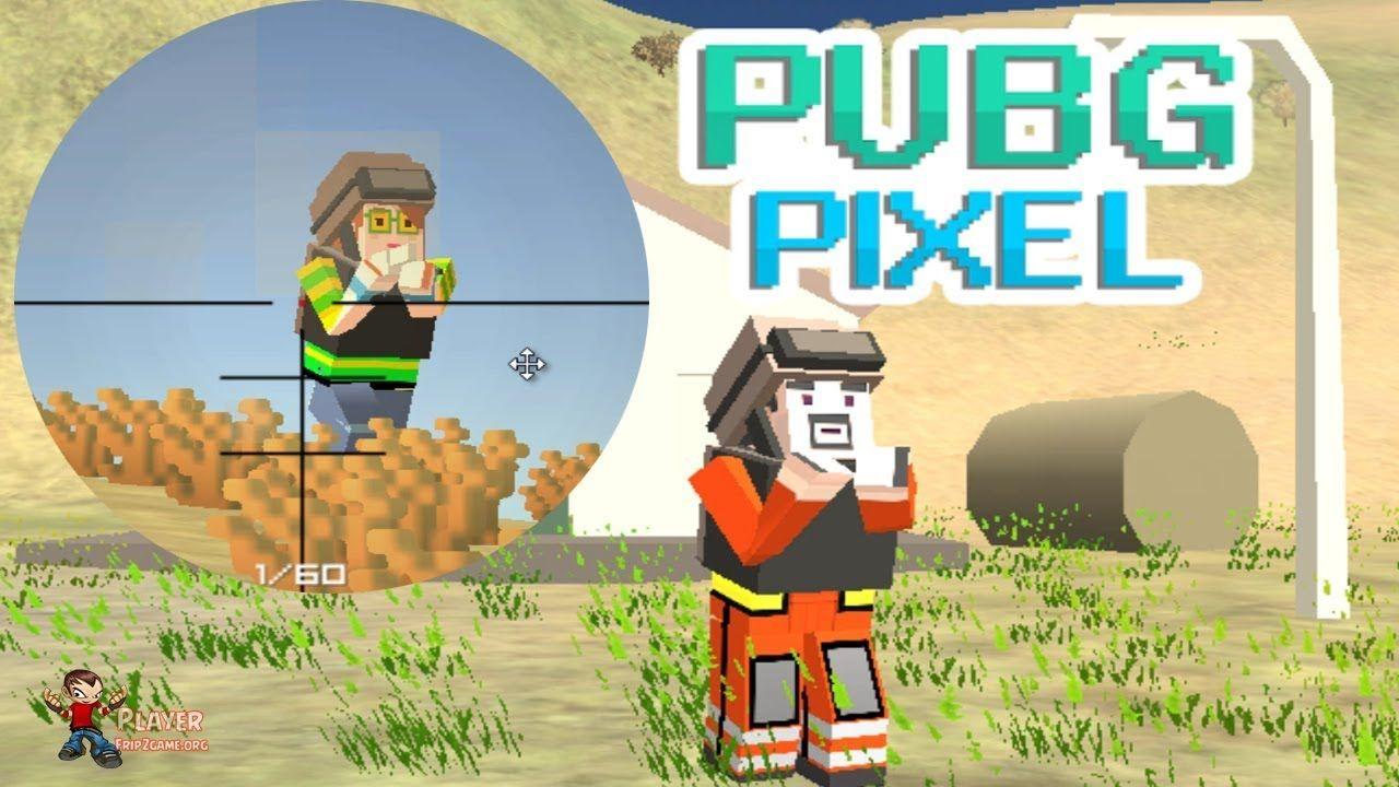 PUBG PIXEL Battle Royale Y8, Y8 Games,Y8 Free Games, Y8 3D