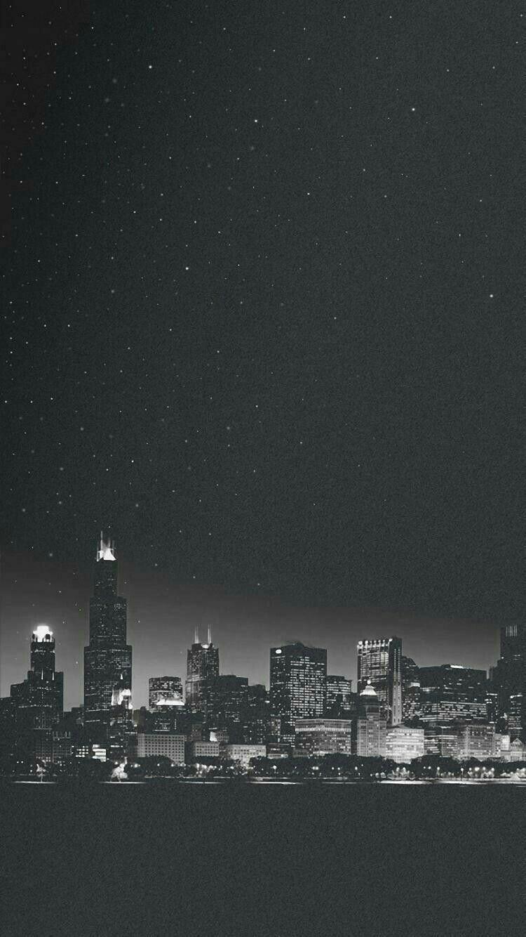 Dark City Aesthetic Wallpapers Iphone 7 Wallpapers Black Wallpaper