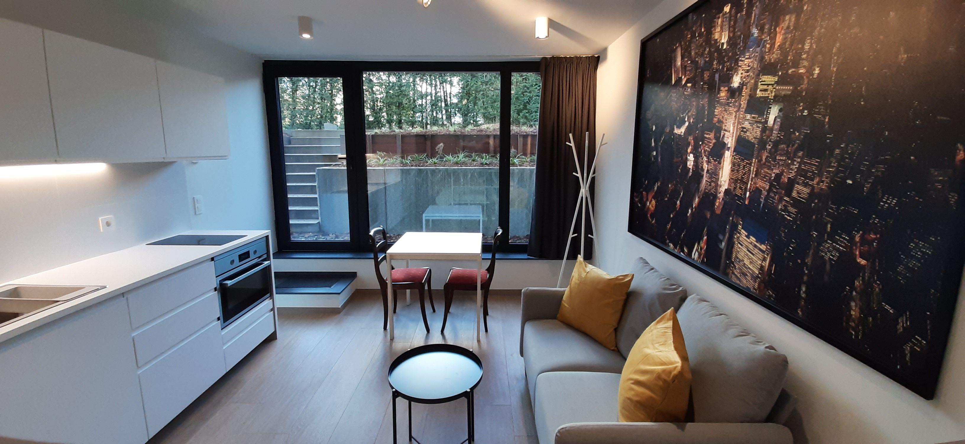 3 Beaux Studios De 30 M Dans Une Maison Passive D Architecte