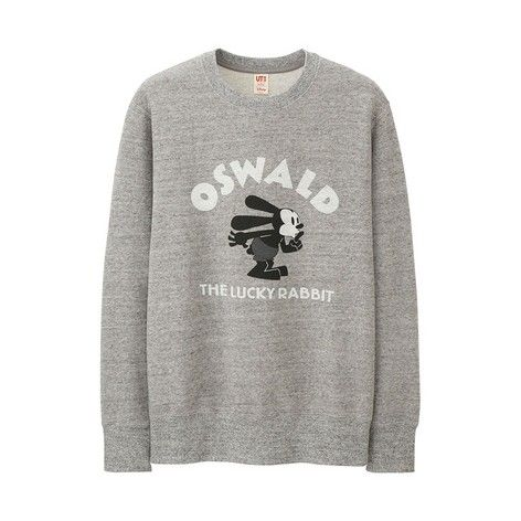 6c88699b91b MEN DISNEY Sweatshirt - UNIQLO UK Online fashion store