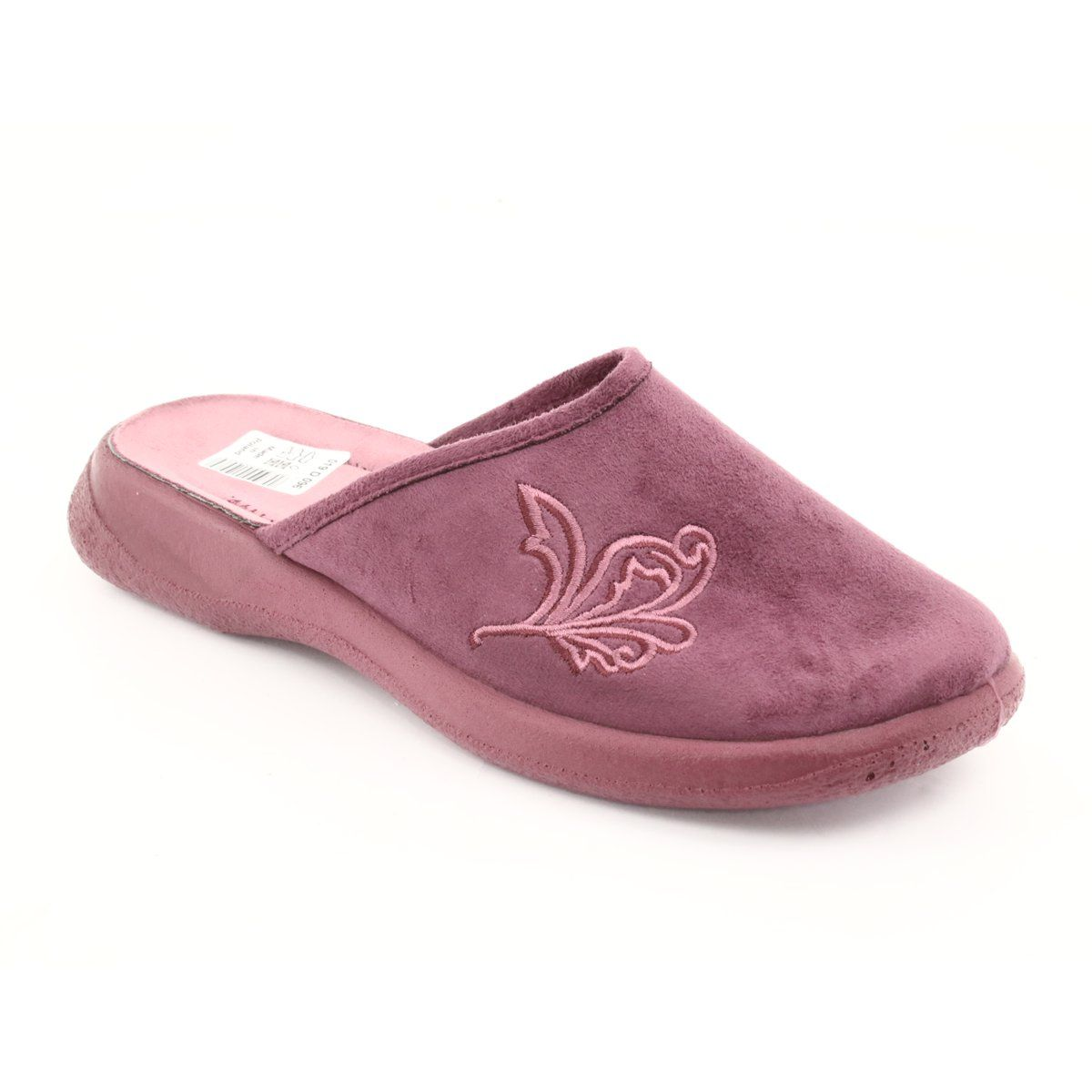 Befado Obuwie Damskie Pu 019d096 Fioletowe Women Shoes Homemade Shoes Womens Slippers
