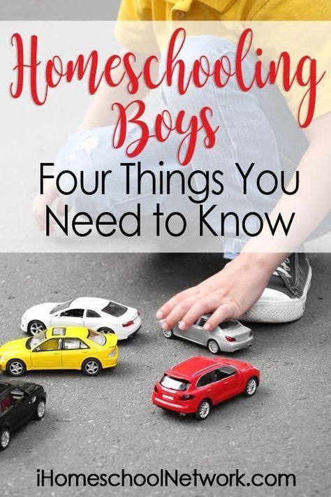 Photo of Homeschooling Boys? Four Things You Need to Know