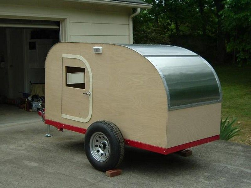 Build your own teardrop trailer from the ground up – The Owner ...