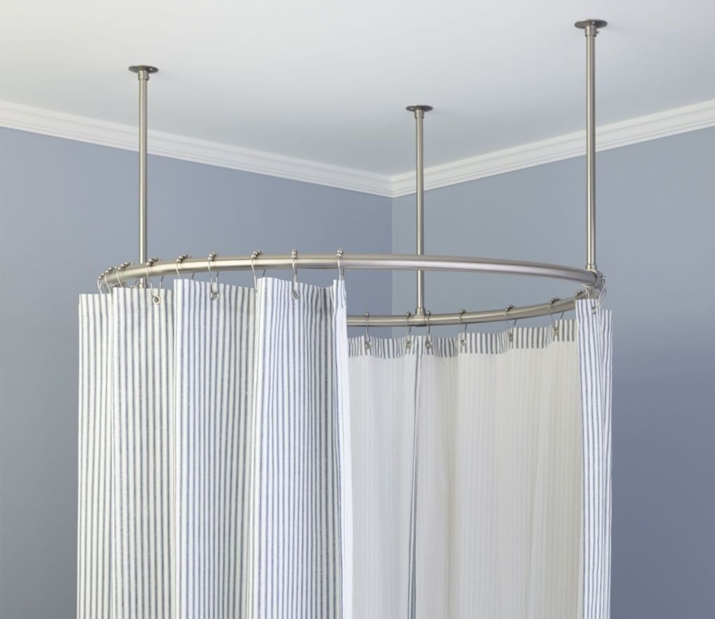 Top rated shower curtain rod shower curtain pinterest tops