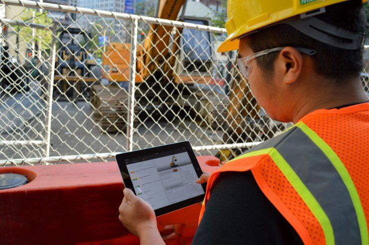 Getable Gets $5 Million To Help Contractors Rent Construction Equipment From An iPad | TechCrunch