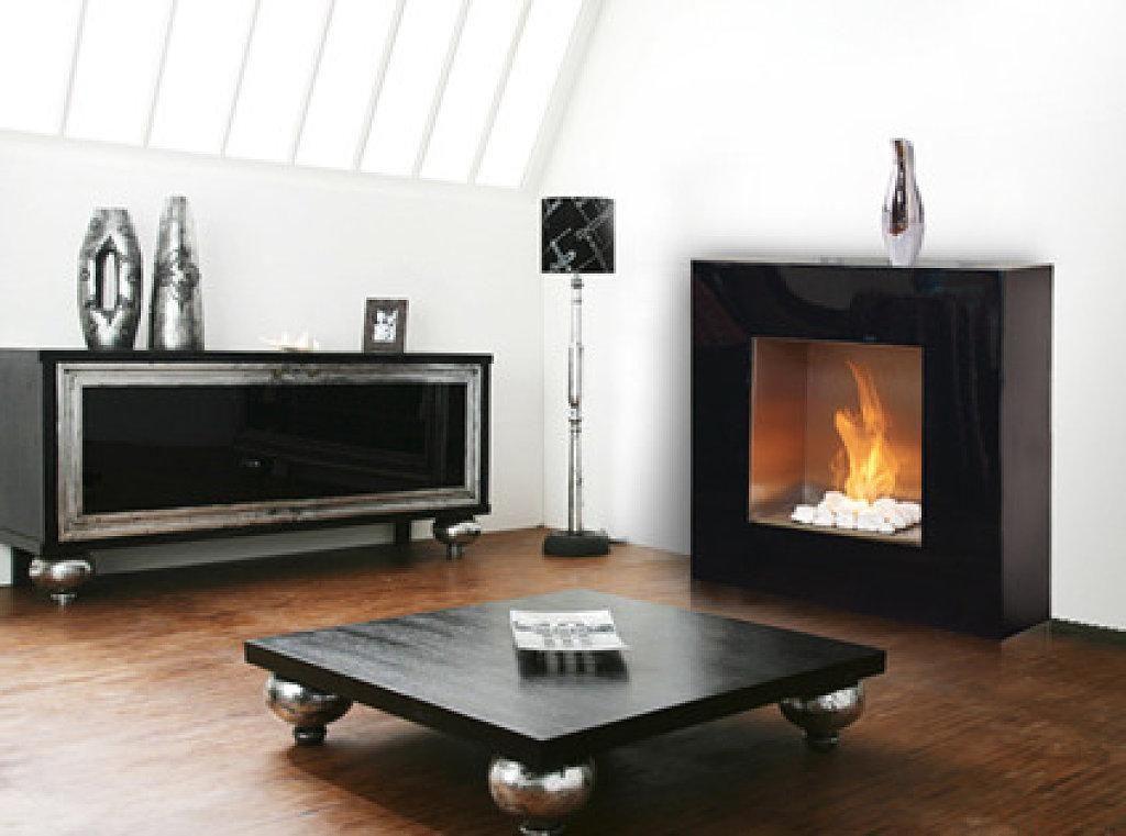 Fireplace Design alcohol fireplace : Ethanol Alcohol Fireplace a Revolutionary Concept - http://www ...