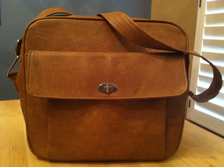 Samsonite Travel Bag Multi Compartment Vintage by VintagebyJen, $21.00