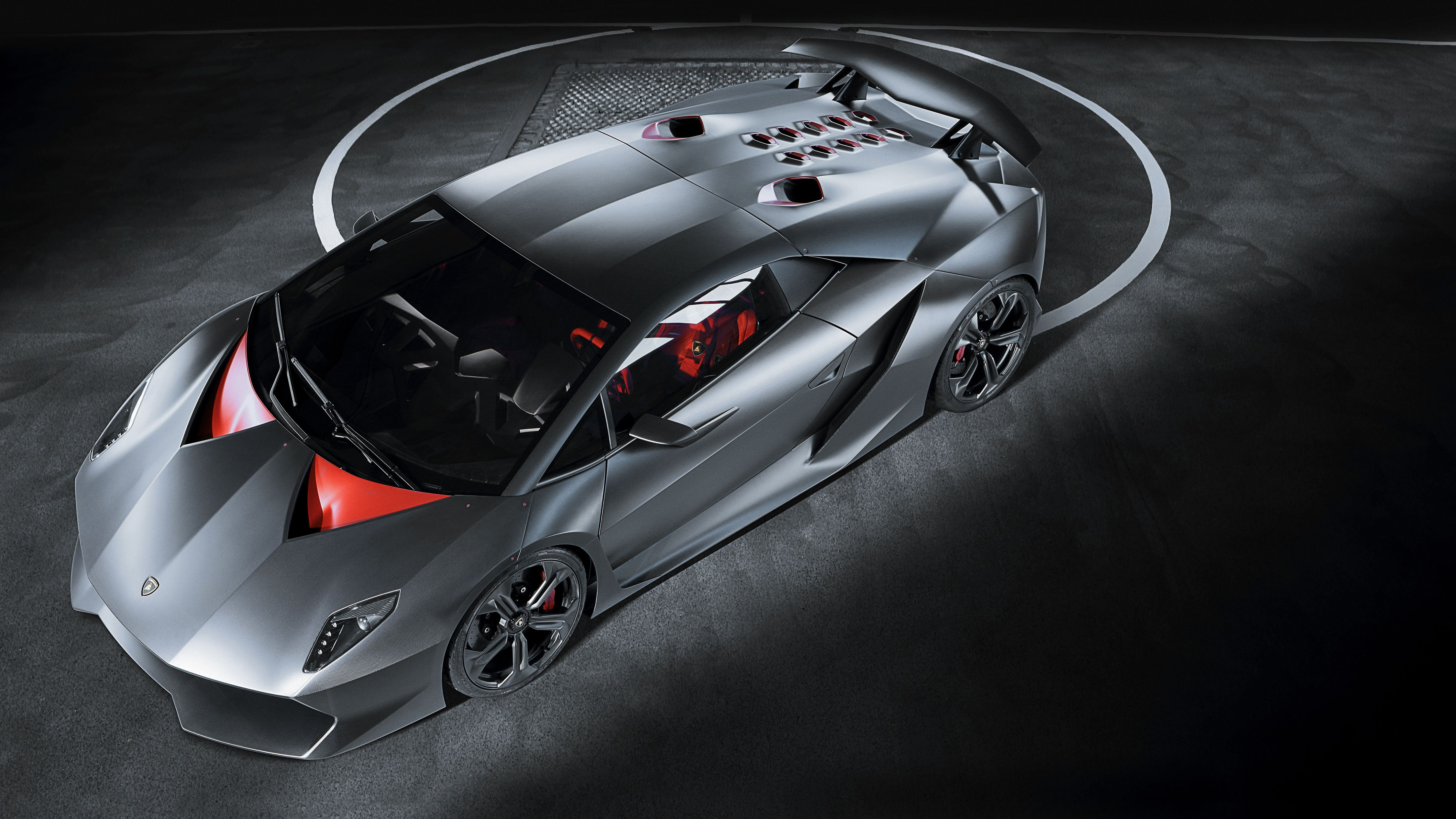 Exceptional Lamborghini Sesto Elemento Concept 2010 Nice Design