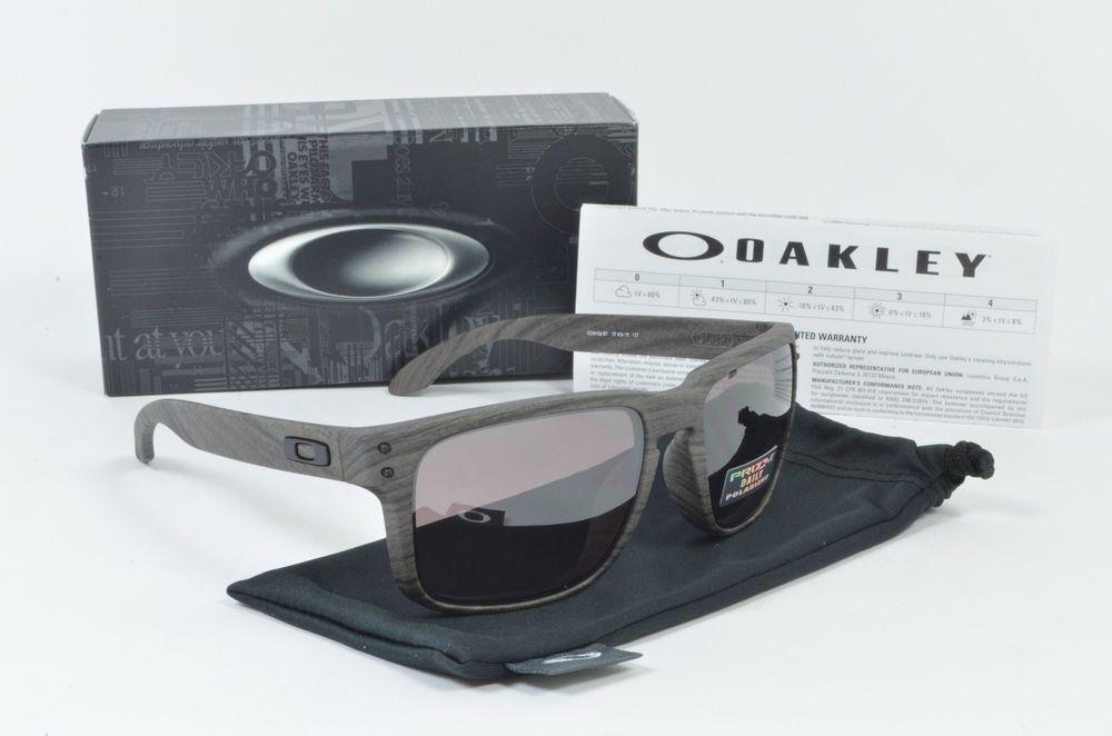 149fda02bd Oakley HOLBROOK Woodgrain Prizm Daily Polarized OO9102-B7 NIB  fashion   clothing  shoes  accessories  mensaccessories   sunglassessunglassesaccessories  ad ...