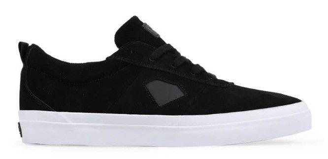 f68c5cc1f4 Brand New Mens Diamond Supply Co. Icon Skateboard Shoe Black White ...