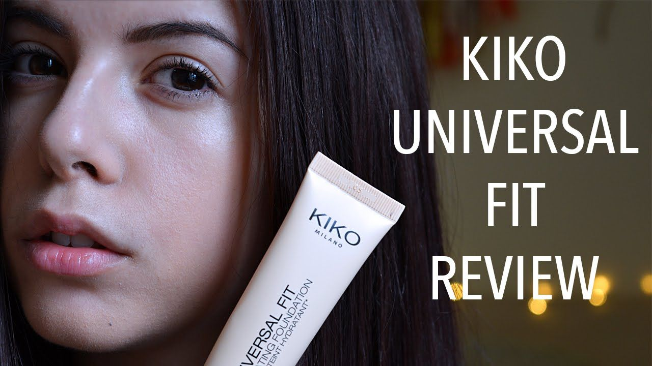 Hope you like my review of the Kiko Universal Fit Foundation x