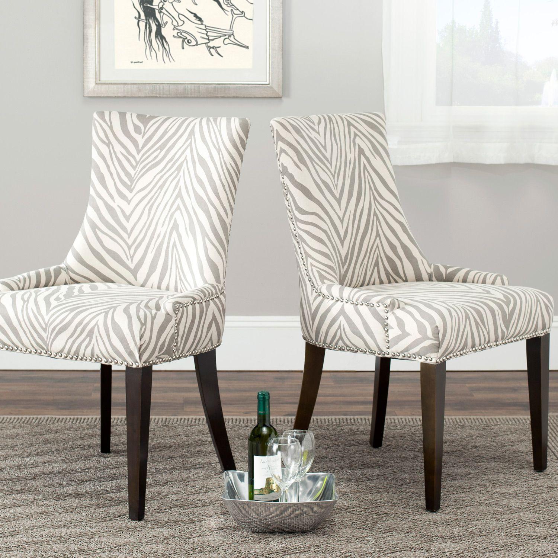 Becca Linen Dining Chair @Layla Grayce | recent house ideas ...
