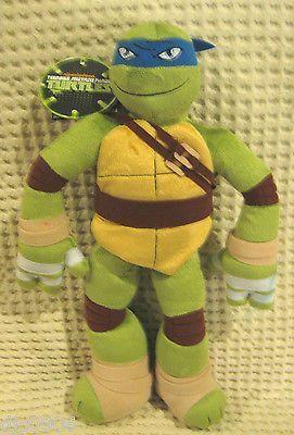 Leonardo Teenage Mutant Ninja Turtles Pillow Buddy Plush-Licensed by Nickelodeon