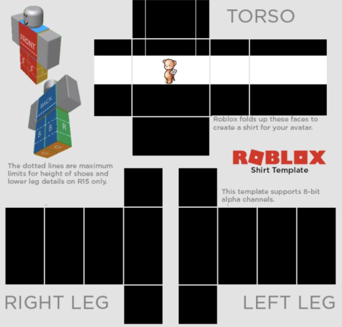 Aesthetic Crop Top Template For Roblox En 2020 Crear Ropa Cosas Gratis Roblox