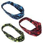 3PCS Polyester Stretch Fashion Yoga Headbands for Sports Outdoor Running Cycling #Women's Accessories #yogaheadband 3PCS Polyester Stretch Fashion Yoga Headbands for Sports Outdoor Running Cycling #Women's Accessories #yogaheadband