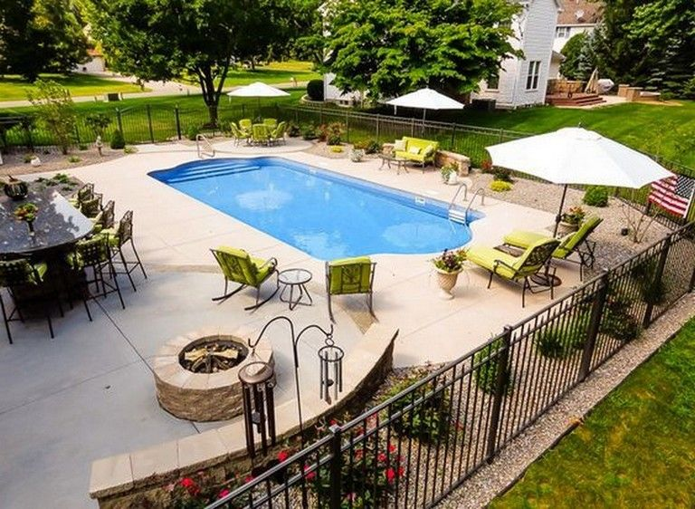 25 Best Diy Swimming Pool Decor Ideas With Low Budget Diy Swimming Pool Backyard Pool Designs Swimming Pool Designs