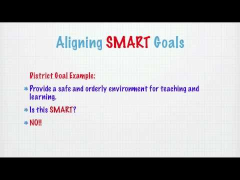 Smart Goals In EducationGreat Examples Of Smart Goals That Also