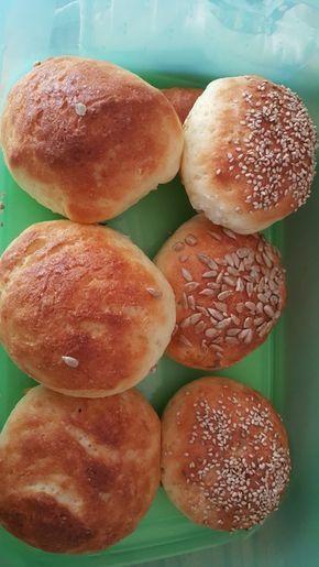 Glutenfreie Frühstücksbrötchen von omaskröte | Chefkoch #glutenfreebreakfasts