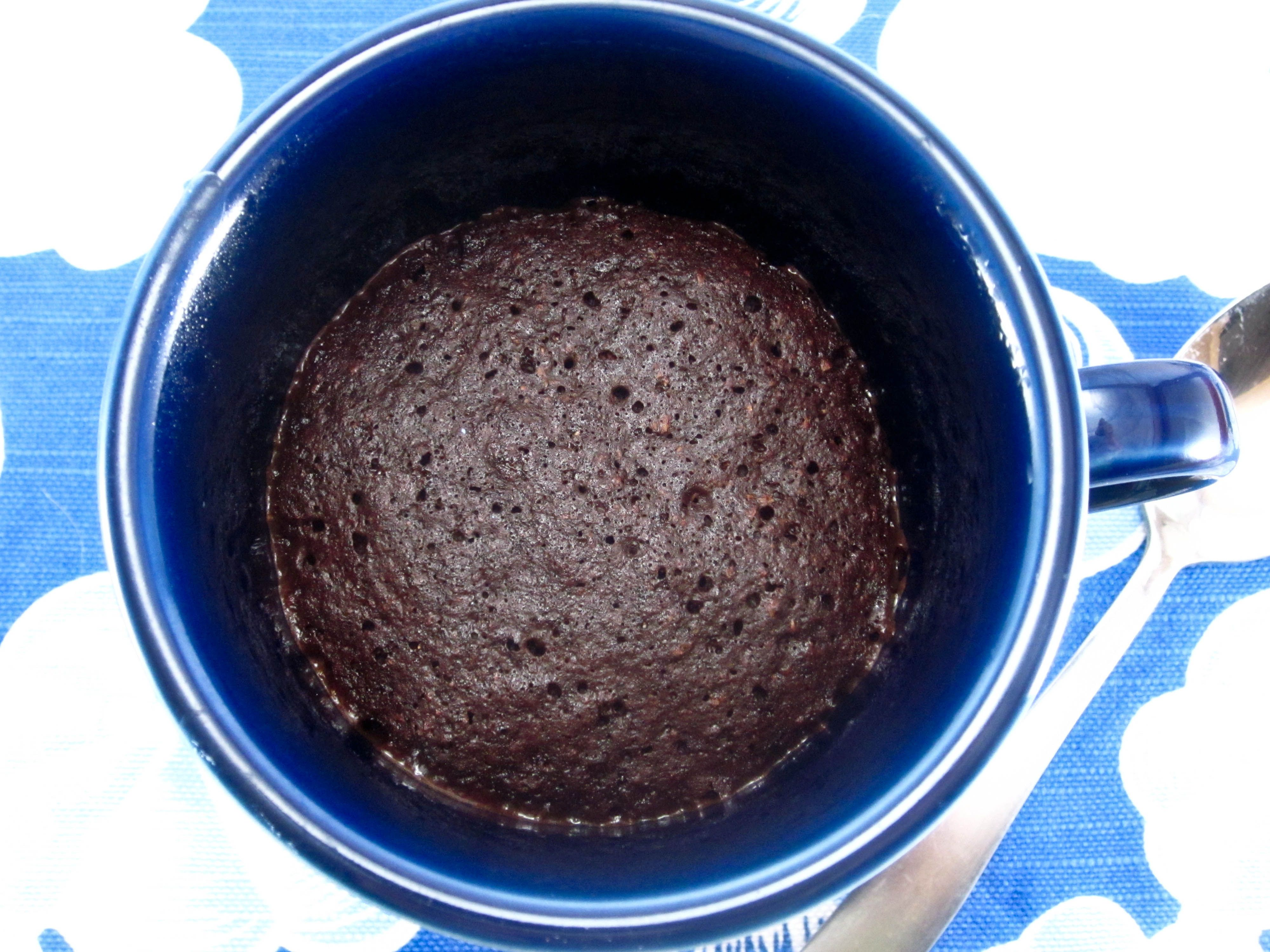 Lighter, no egg cake in a mug!! Made one tonight and it ...