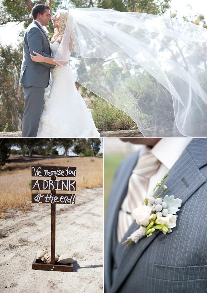 Cathedral veil #wedding #bride (Images by Marlon Taylor Photography)