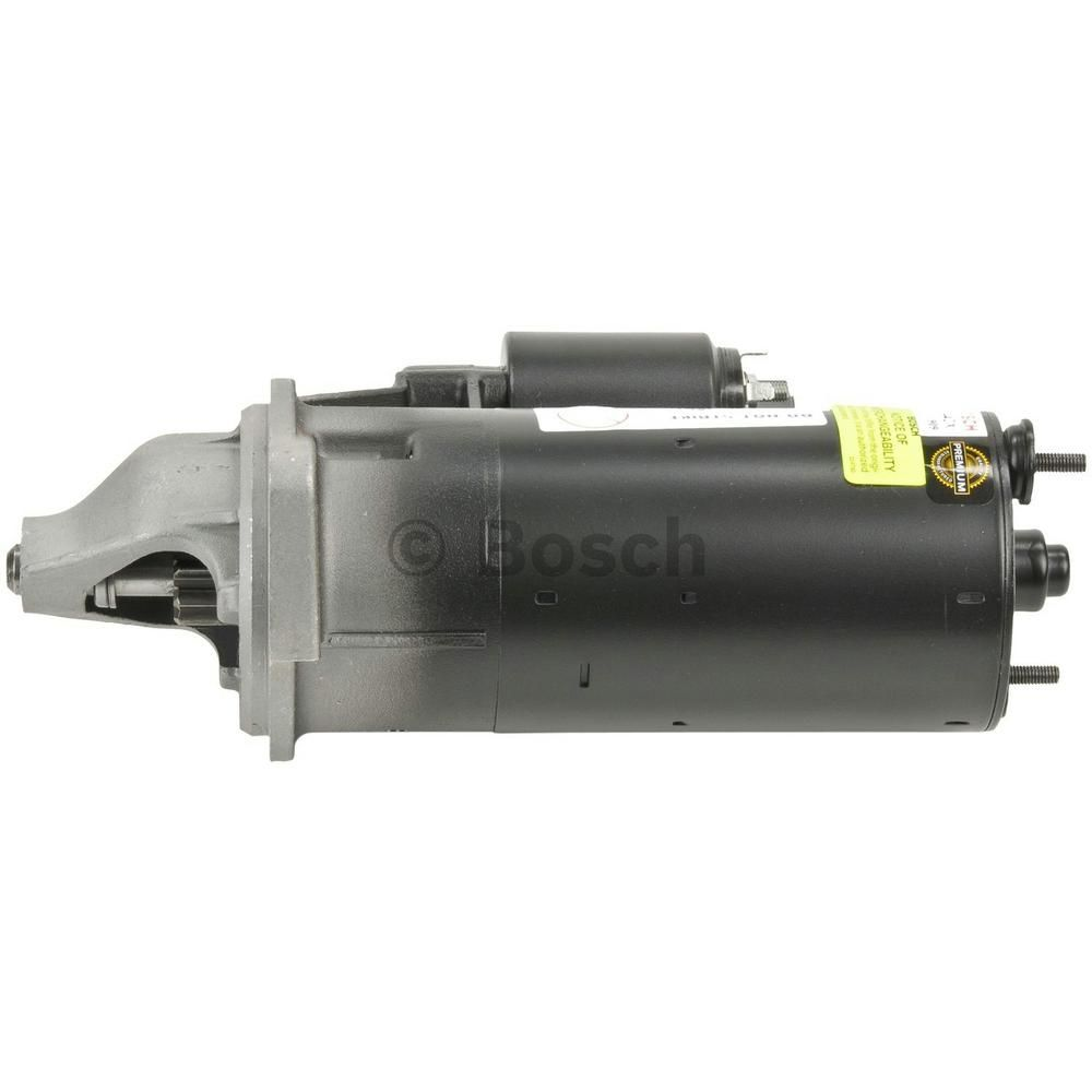 hight resolution of bosch reman starter motor fits 1986 1993 bmw 325i 325is 325ix