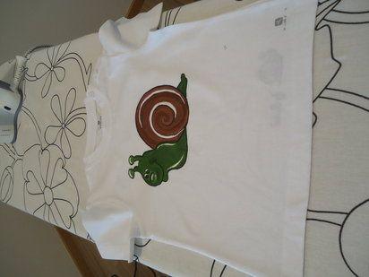 Camisetas pintadas a mano | Aprender manualidades es facilisimo.com